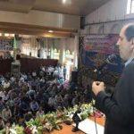 یوسف نژاد در سخنان پیش از خطبه ساری: رئیس جمهوری در انتخابات وزرا و مسئولان به وعده ها و خواست مردم توجه کند