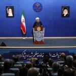 دکتر روحانی:موفقیت های ملت ایران مرهون ایثار، فداکاری و جهاد در راه خدا است