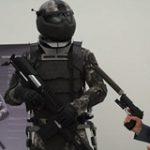 تصاویر لباس رباتیک سربازان روسیه در آینده نزدیک