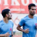 شجاعی و حاجصفی از حضور در تیم ملی فوتبال محروم شدند