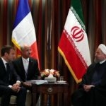 روحانی در دیدار با رئیسجمهور فرانسه تاکید کرد: نباید اجازه داد دستاوردهای برجام تضعیف شود