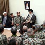 فرمانده کل قوا: قرارگاه خاتم الانبیا خط مقدم دفاع از حیثیت و موجودیت کشور است
