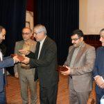 مراسم تودیع مهندس جمشیدی و معارفه دکتر احمدی برای منصب شهرداری نکا برگزار شد