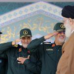پیام سرلشکر سلیمانی به مقام معظم رهبری: پایان سیطره شجره خبیثه داعش را اعلام میکنم