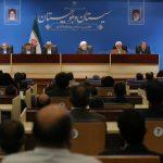 روحانی: با وحدت و هماهنگی از مشکلات عبور می کنیم