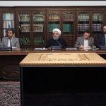 روحانی: مردم تنها بخاطر اقتصاد به خیابان نیامدهاند/باید فضا را بازتر کنیم/ به صدای اعتراض گوش کنیم