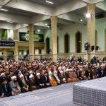 تحلیل رهبر انقلاب از وقایع اخیر کشور: اینها حوادث معمولی نیست/نبرد ایران و اسلام است با ضدایران و ضد اسلام