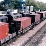 قطار باری ایران پرسرعت می شود