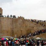 جذب ۲۰میلیون گردشگر خارجی در برنامه چشم انداز ایران است