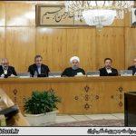 روحانی: حل مشکلات اقتصادی و تامین حقوق شهروندان دستور کار اصلی دولت است