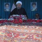 روحانی: بدون انتقاد و رای مردم نمیتوانیم مسیر پیشرفت را بپیماییم