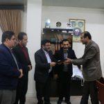 اکبر مقدسی رابط خانه مطبوعات مازندران در شهرستان نکا معرفی شد
