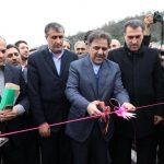 جاده فیروزکوه – قائمشهر به طور کامل چهار خطه شد