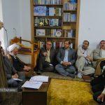 اولین جلسه شورای اداری سال۹۷ نکا در دفتر امام جمعه برگزار شد