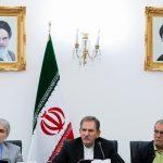 جهانگیری: تحریم ها علیه ایران کارساز نیست