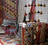 حضور ۵ هنرمند مازندران در نمایشگاه ملی صنایع دستی