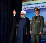 روحانی: همه موظفیم امنیت ایران را با کمترین هزینه تامین کنیم