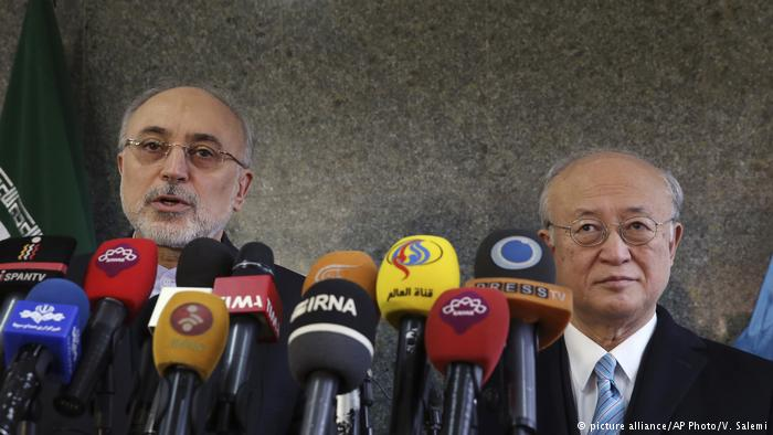 هشدار صالحی نسبت به اقدامات آمریکا علیه ایران در نشست آژانس: سرنوشت برجام با خطر جدی مواجه شده