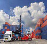 رشد حجم صادرات و واردات کالا در بندر امیرآباد