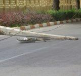 توفان به تجهیزات برقی مازندران ۱۵ میلیارد ریال خسارت زد