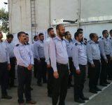 تجلیل از آتشنشانان بهشهر بمناسبت روز آتشنشان