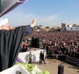 روحانی: امروز با تمام وجود پای قولم هستم