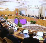 روحانی: به آمریکایی ها فهماندیم نفت مان را می فروشیم