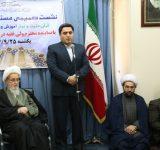 نشست فعالان «قرآن، عترت و نماز» با نماینده ولی فقیه در مازندران