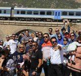 رونق گردشگری ریلی در شرق مازندران با سفرهای یک روزه