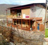 افتتاح خانه بوم گردی در روستای زروم نکا