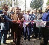 افتتاح نمایشگاه صنایع دستی در میراث جهانی باغ عباس آباد