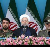 روحانی: توهین به نیروهای مسلح توهین به ملت ایران است