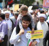 تقدیر شورای هماهنگی تبلیغات اسلامی مازندران از حضور مردم در راهپیمایی روز قدس