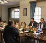رایزنی استاندار برای تحقق حضور فرهنگی اکو در مازندران