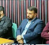 نشست بسیج رسانه با خبرنگاران بهشهر