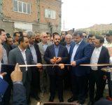افتتاح رسمی کارخانه HDF  رها سان در نکا