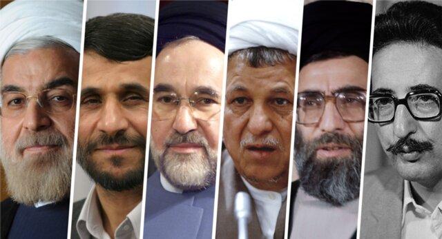 چالش ۱۱۳ برای همه روسای جمهوری ایران