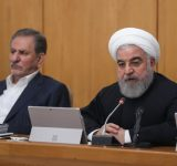 روحانی: بخاطر آگاهی و موقع شناسی مردم سرتعظیم فرود می آورم