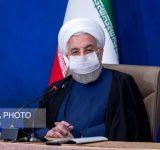 روحانی: تصمیم تحریم دست خودمان است: همین هفته تمام شود یا ماهها ادامه یابد